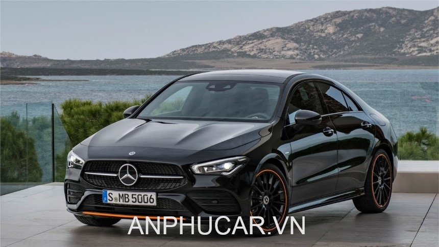 Mercedes CLA 250 4MATIC ngoai that