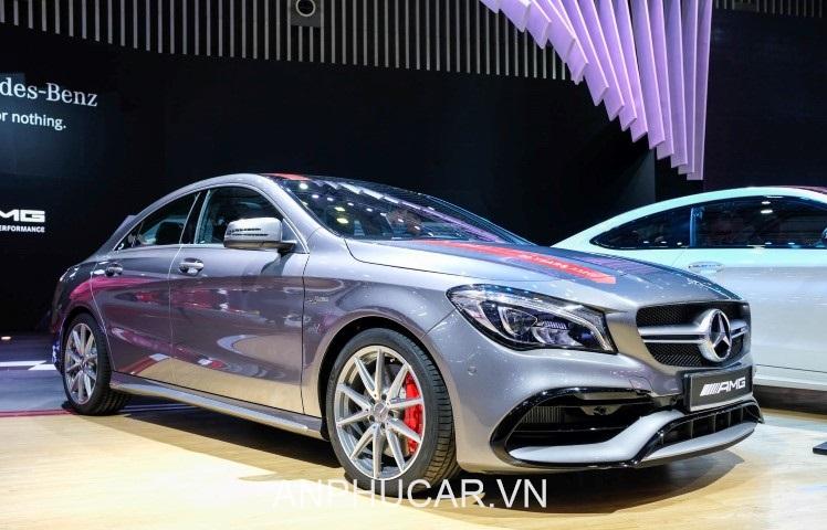 Cập nhật bảng giá mới nhất của dòng xe Mercedes CLA Class