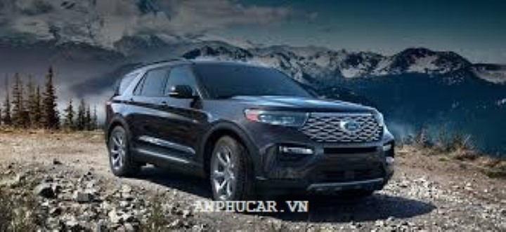 SUV doi moi Ford Explorer 2020