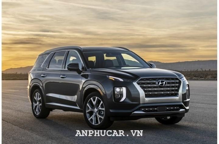 SUV doi moi Hyundai Palisade 2020