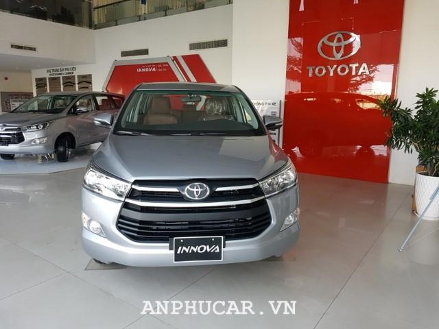 Toyota Innova 2020 khuyen mai xe