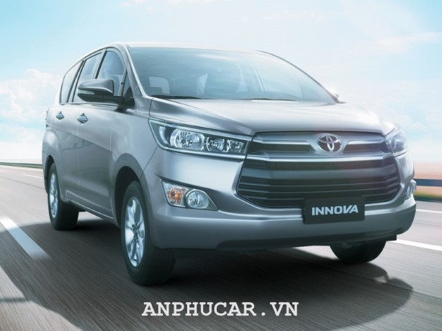 Toyota Innova 2020 thiet ke xe