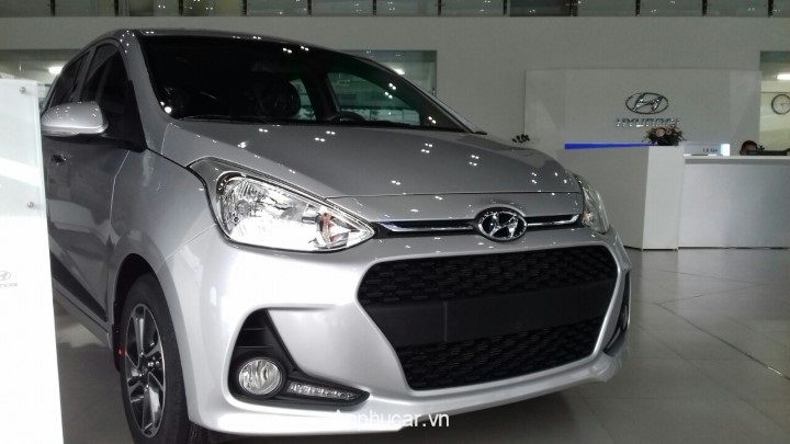 Xe Hyundai i10 2020 Tong Quan