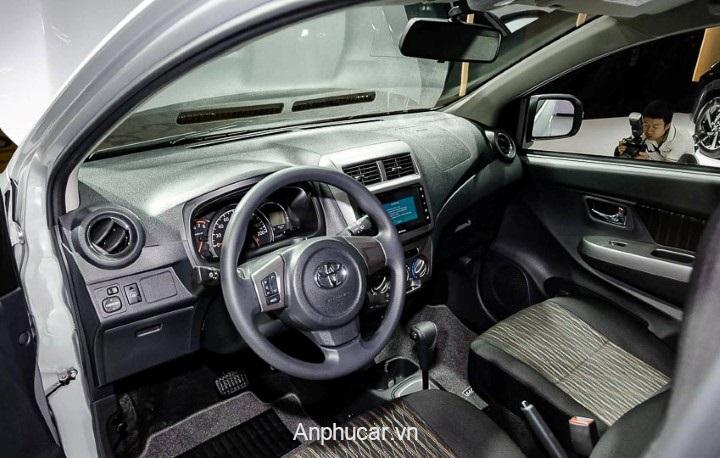 Xe Toyota Wigo Noi That