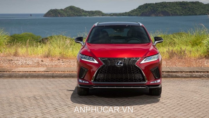 dau xe Lexus RX 350L 2020