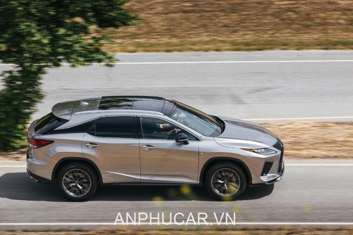than xe Lexus RX 350L 2020