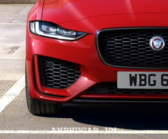 Jaguar XE 2020 thiet ke