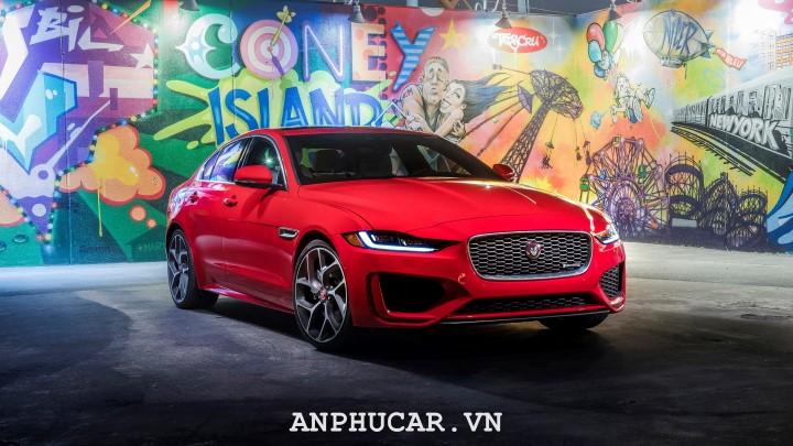 Jaguar XE 2020 bao nhieu