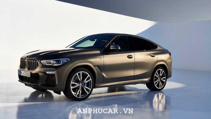 BMW X6 2020 gia lan banh