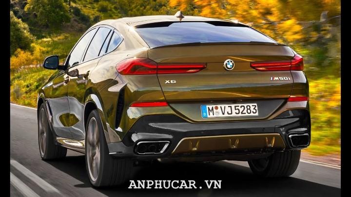 BMW X6 2020 gia xe bao nhieu