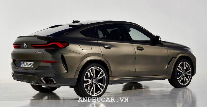 BMW X6 2020 ham ho