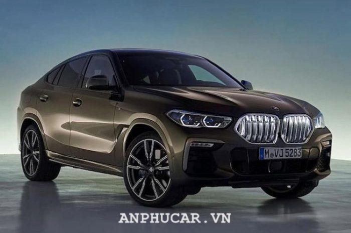 Đánh giá những điểm thay đổi đáng chú ý của BMW X6 2020