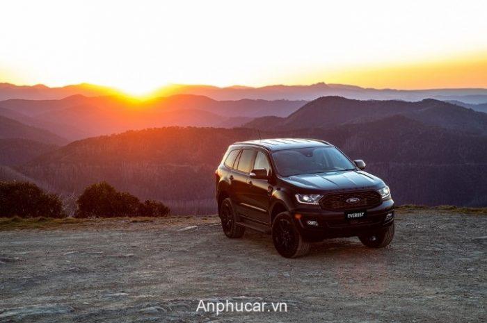 Bảng giá xe Ford Everest 2020 các phiên bản và khuyến mãi
