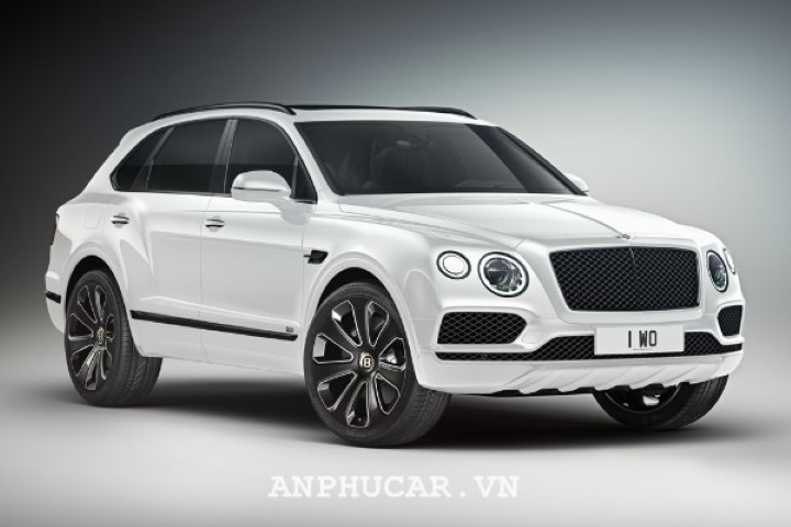Bentley Bentayga 2020 gia xe bao nhieu