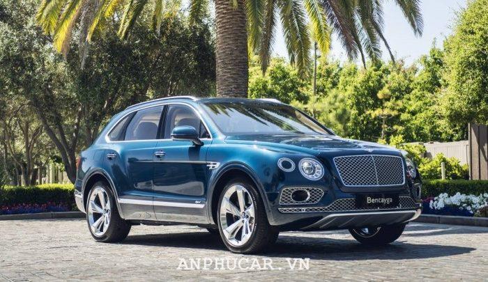 Đánh giá chi tiết mẫu xe Bentley Bentayga 2020 thế hệ mới