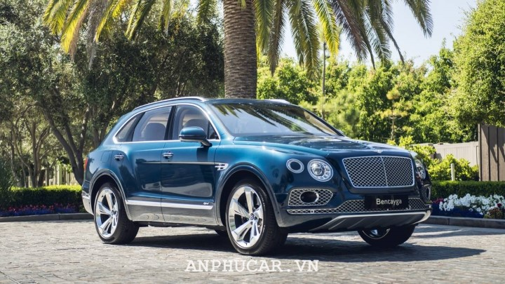 Bentley Bentayga 2020 khuyen mai