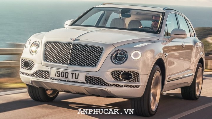 Bentley Bentayga 2020 thong so xe