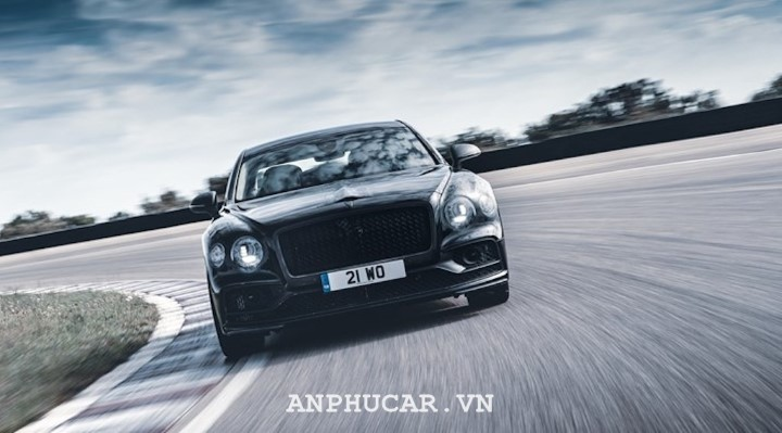Bentley Flying Spur 2020 thong so