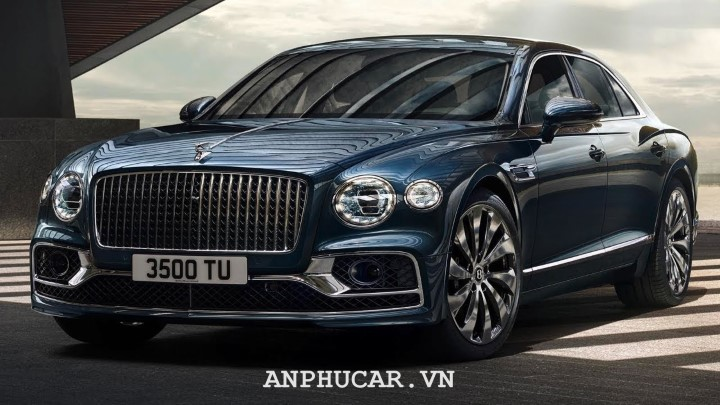 Bentley Flying Spur 2020 tra gop