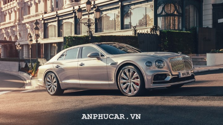 Bentley Flying Spur 2020 van hanh