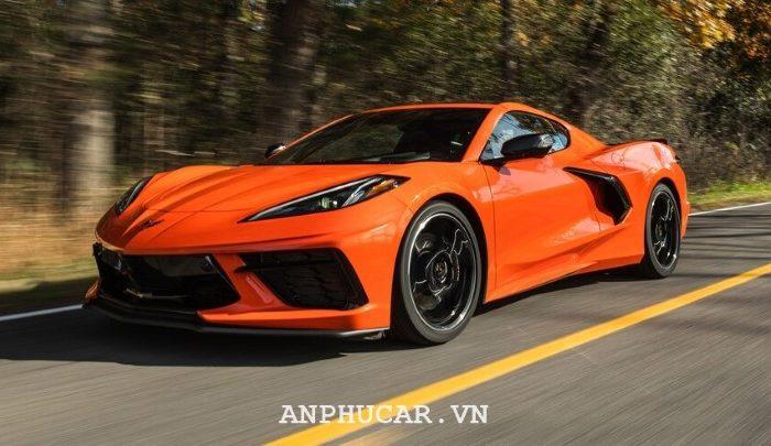 Sự đột phá mới đến từ Chevrolet Corvette C8 2020 thế hệ mới