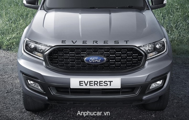 Ford Everest 2020 Gia Xe