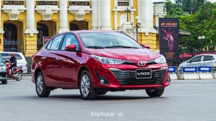 Gia Xe Toyota Vios 2020 Mau Do