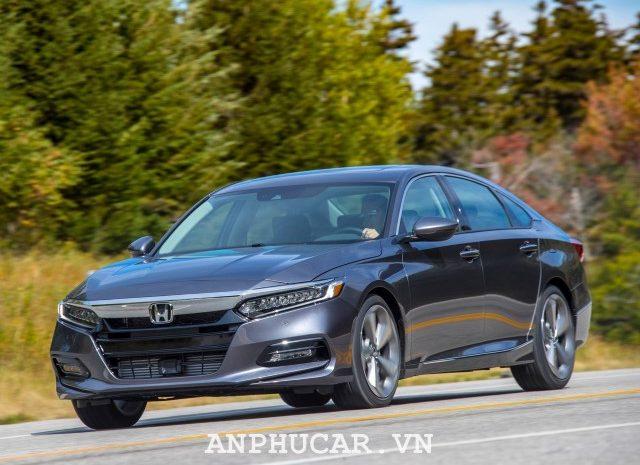 Cập nhật giá xe Honda Accord 2020 mới nhất và những thay đổi