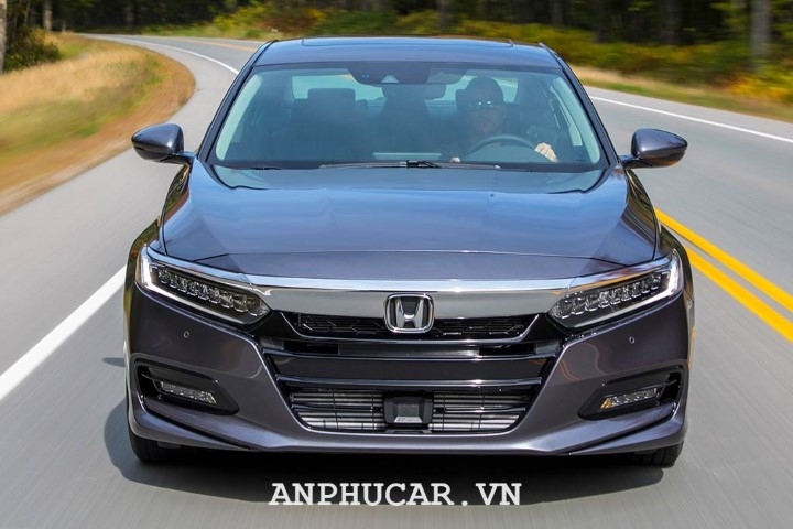 Honda Accord 2020 khuyen mai