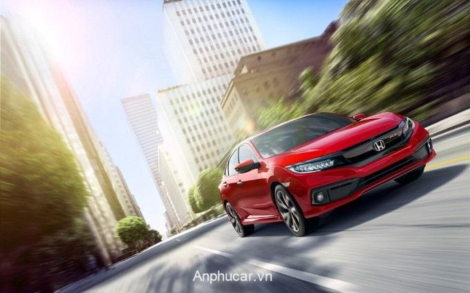 Đánh giá xe Honda Civic 2020 với nội thất đẳng cấp