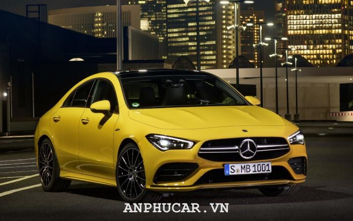 Mercedes – AMG 35 2020 gia lan banh