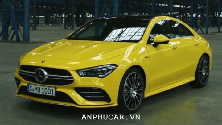 Mercedes – AMG 35 2020 thiet ke