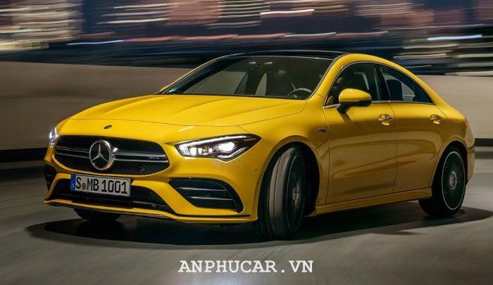 Những đánh giá chi tiết về dòng xe Mercedes – AMG 35 2020