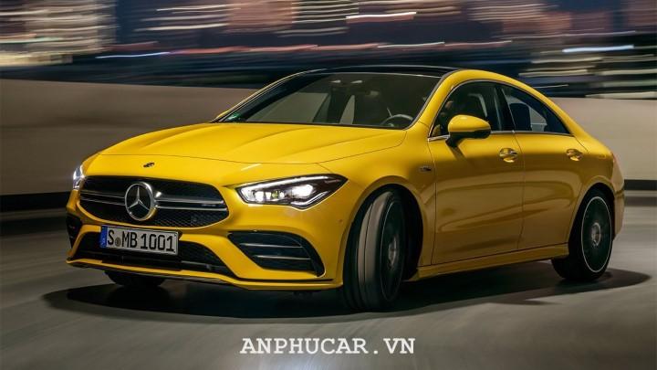 Mercedes – AMG 35 2020 van hanh