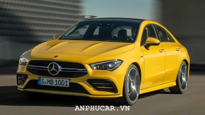 Mercedes – AMG 35 2020