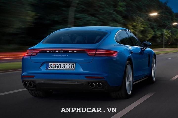 Porsche Panamera 2020 gia xe bao nhieu