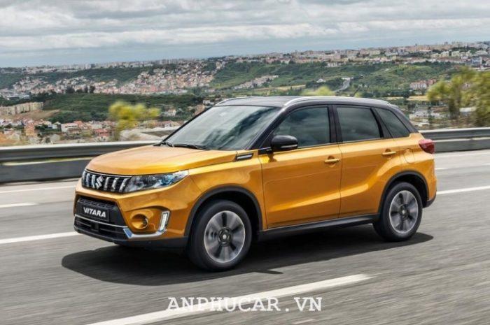 Đánh giá chi tiết về Suzuki Vitara 2020 qua con mắt người dùng