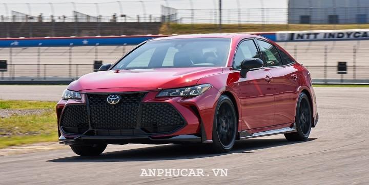 Toyota Avalon 2020 danh gia xe