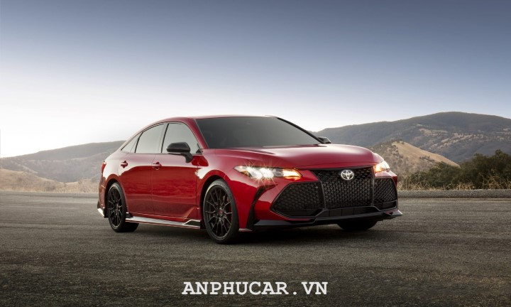 Toyota Avalon 2020 mua xe