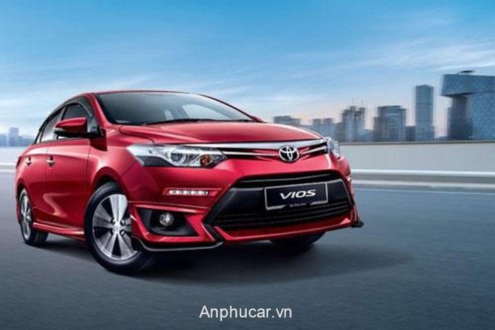 Toyota Vios 2020 Dau Xe