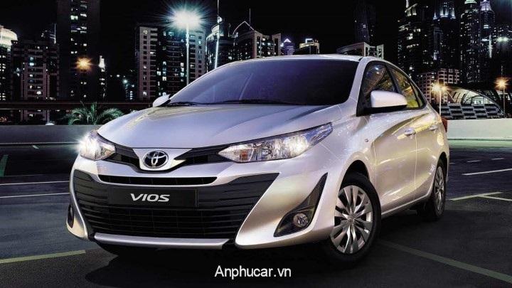 Toyota Vios 2020 Tong Quan