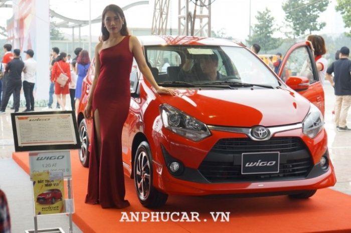 Sự hấp dẫn và thu hút của Toyota Wigo 2020 thế hệ mới