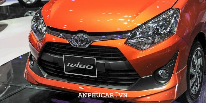 Xe Toyota Wigo 2020