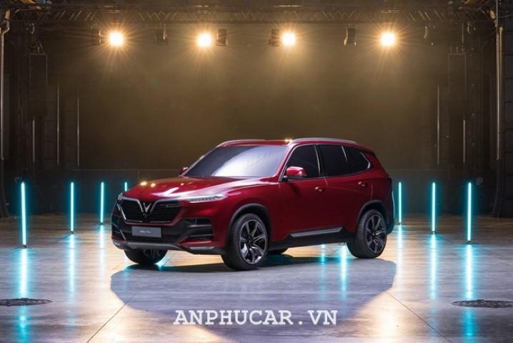 VinFast Lux SA2.0 2020 mua xe