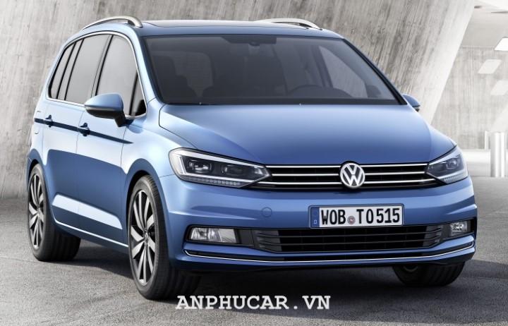 Volkswagen Sharan 2020 van hanh