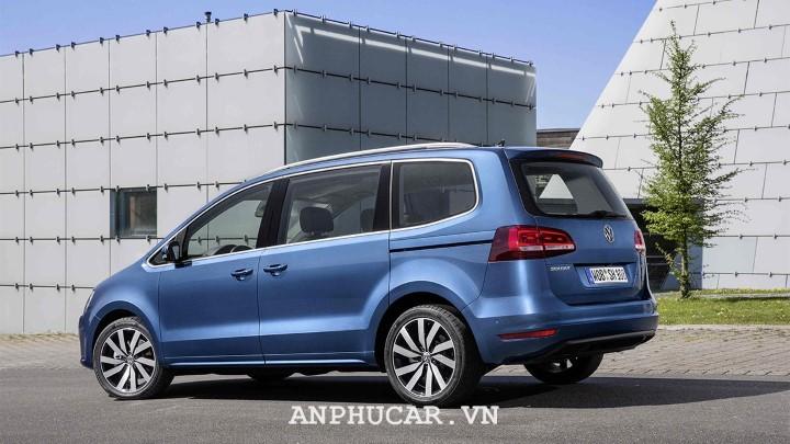 Volkswagen Sharan 2020 thong so