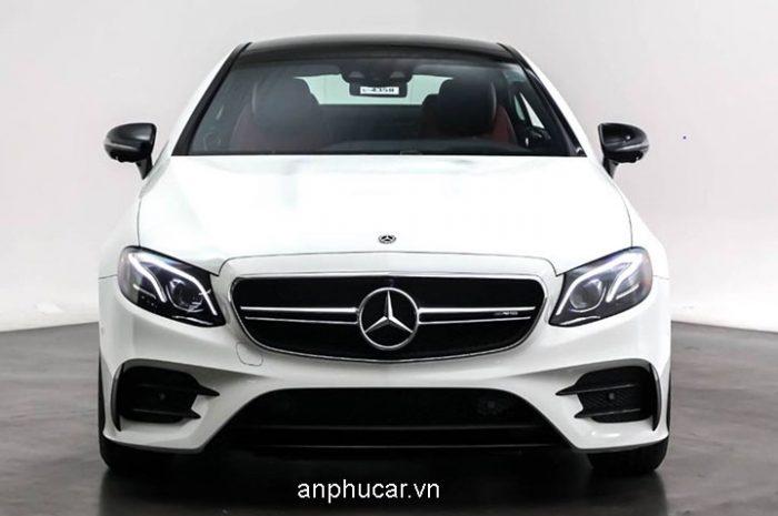 Đánh giá mẫu Mercedes E Class 2020 mạnh mẽ và sang trọng