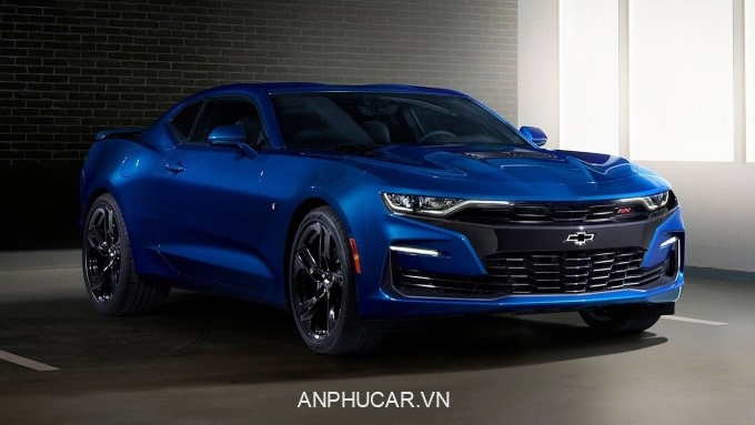 Đánh giá xe Chevrolet Camaro 2020 thể thao mạnh mẽ