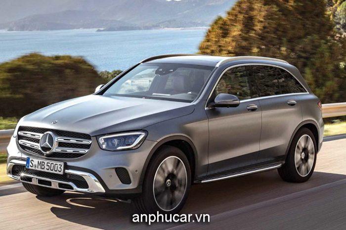 Mercedes GLC facelift 2020 mẫu SUV hạng sang đến từ Đức