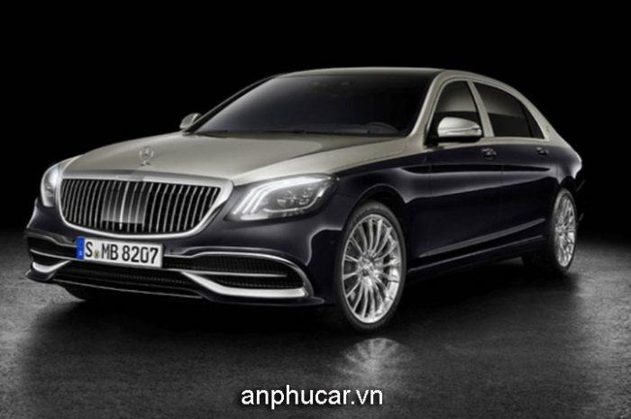 Mercedes S400 2020 mẫu sedan sang trọng đầu bảng đến từ Đức
